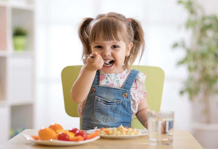 consejos alimentacion consciente ninos